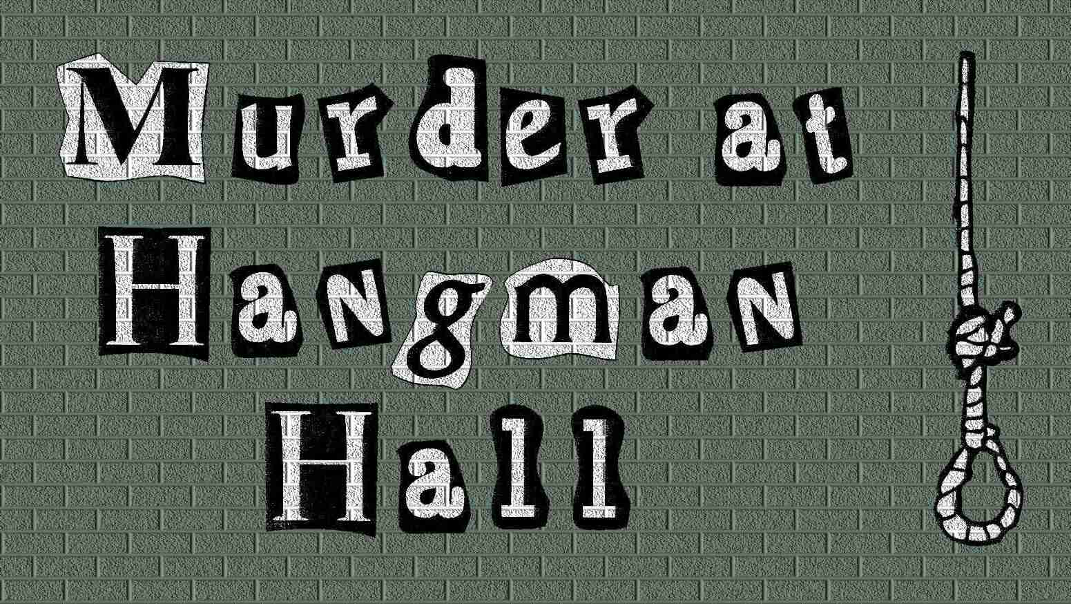 Murder at Hangman Hall